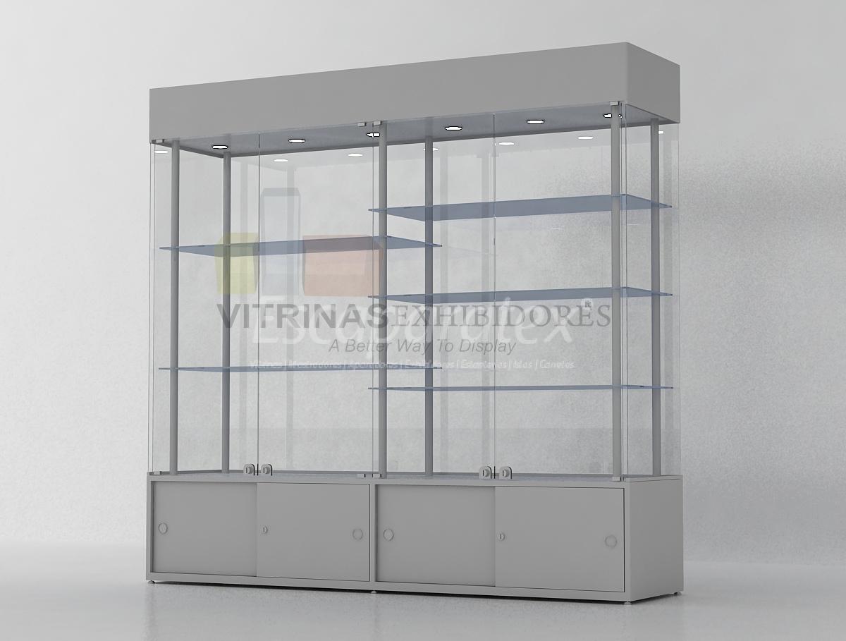 Nuevos dise os de vitrinas para relojeria unicos en el for Disenos de kioscos de madera