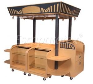 Retail Cart 64